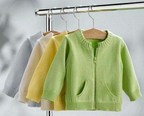 婴幼儿衣服清洁和晾晒