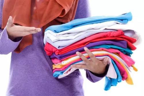 教你如何洗衣不掉色?
