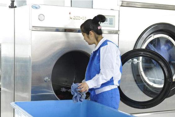 一个小区能养活一个干洗店吗?